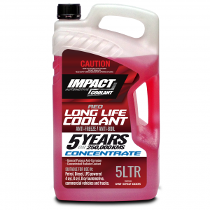 5L Impact LL Red concentrate