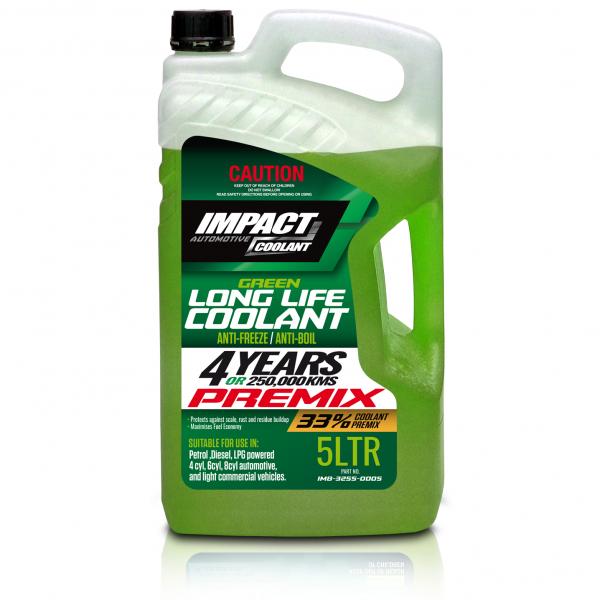 Green 5L Bottle